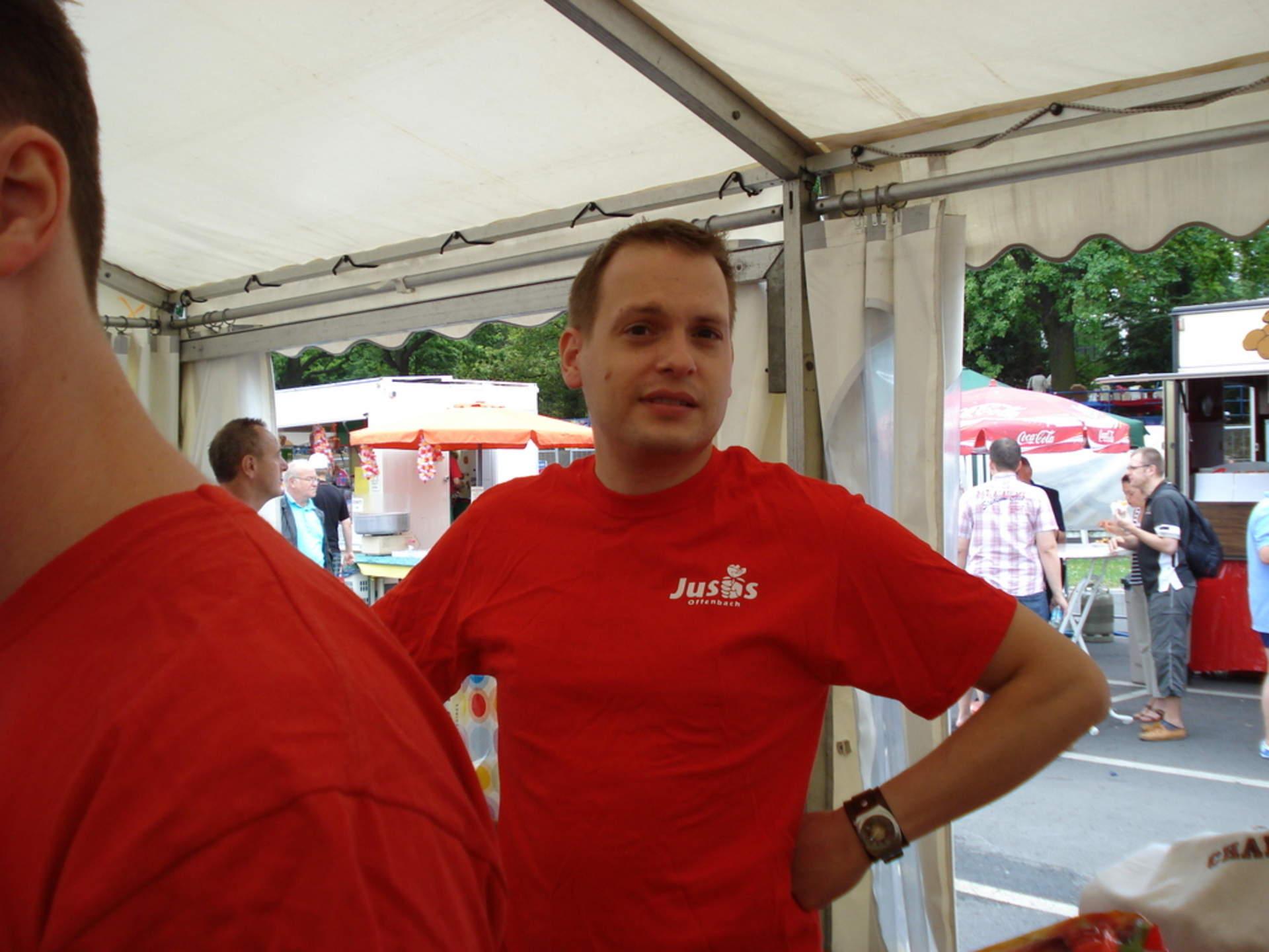 Jusos Drachenbootrennen 2009